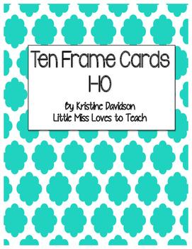 Ten Frame Match Up