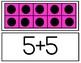 Ten Frame Matching Fun