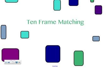 Ten Frame Matching Through 19