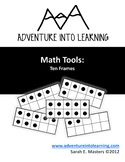 Ten Frame Math Tools to Help Support the Common Core -- FREE!