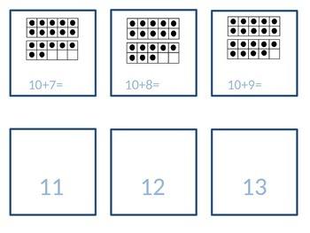 Ten Frame Memory 11-19