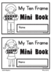 Ten Frame Mini Book