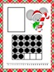 Ten Frame Number Match 1-20 (Candy Cane)