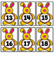 Ten Frame Number Match 1-20  Eggs