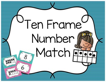 Ten Frame Number Match