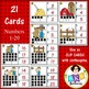 Ten Frame Number Recognition Clip Cards or Task Cards!