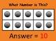 Ten Frame Number Sense Power Point 3