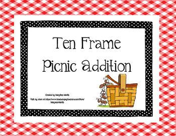 Ten Frame Picnic