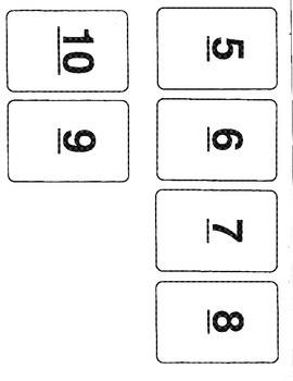Making 10!  game using ten frames