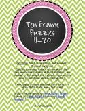 Ten Frame Puzzle 11-20