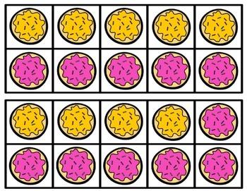 Ten Frame Puzzles