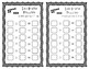 Ten Frame Puzzles - Combinations of Ten (with equation recording sheet)