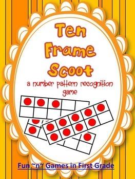 Ten Frame Scoot