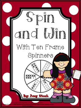 Ten Frame Spinners