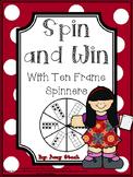 Ten Frame Spinners