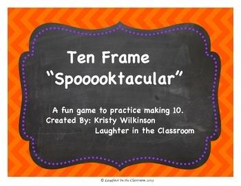 Ten-Frame Spooktacular