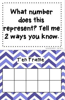Ten Frame Talk