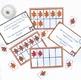 Ten Frame Task Cards- 1st Grade Fall