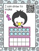 Ten Frame Teen Numbers Task Cards (Featuring QR Codes)