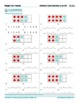 Ten Frame Worksheets - Addition and subtraction of numbers to 10