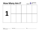 Ten Frame Worksheets for Kindergarten