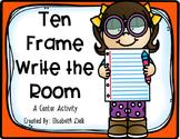 Ten Frame Write the Room