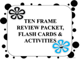 Ten Frame activities and poster packet