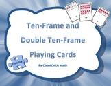 Ten-Frame and Double Ten-Frame Playing Cards