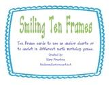 Ten Frames 0 - 10