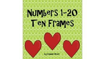 Ten Frames 1-20