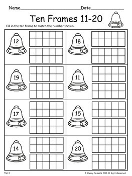 free download ten frames freebie by sherry clements tpt