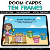 Ten Frames 11-20 for Boom Cards™