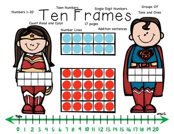Counting with Tens and Ones