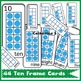 Ten Frame Cards