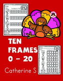 Ten Frames to 20