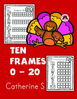 Ten Frames to 20