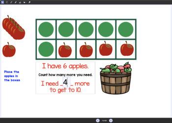 Apple Math Ten Frames