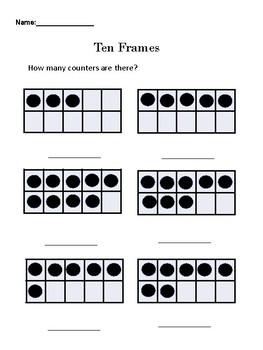 Ten Frames