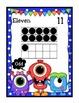 Ten Frames: A Math Mastery Monster Set
