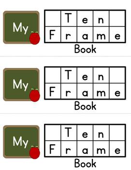Ten Frames • Back to School