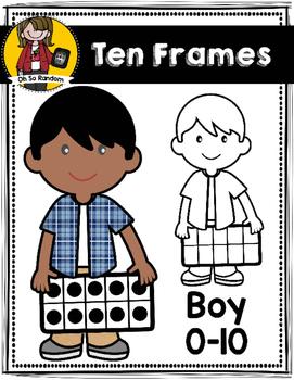 Ten Frames | Boys 0-10