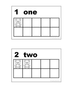 Ten Frames Task Cards Bundle!