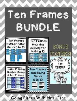 Ten Frames Bundle