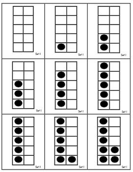 Ten Frames (Class Set)
