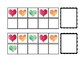 Ten Frames: Counting, Number and Number Word Matching with Hearts