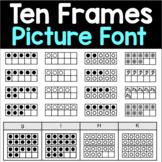 Ten Frames Font