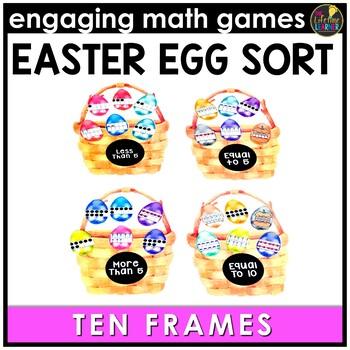 Ten Frames Game
