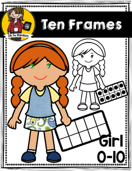 Ten Frames | Girls 0-10