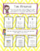 Ten Frames - Guided exploration and independent practice