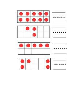 Ten Frames - How Many?